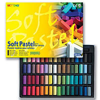 Пастель сухая Mungyo MPS-64 64 цветов