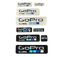 Набор стикеров GoPro Stickers