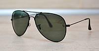 Cолнцезащитные очки Ray Ban Aviator поляризованные 3026 W3235 3P (реплика)