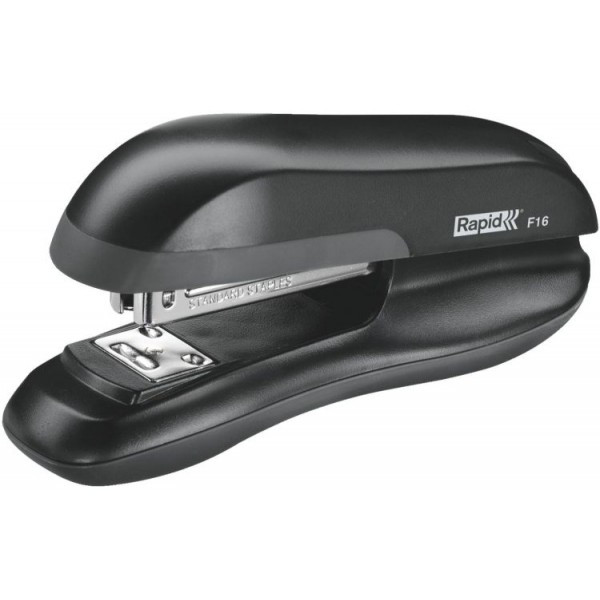 Степлер Rapid F16 23810501 скоба №24, 26 до 30 листов черный