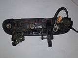 Ручка наружная передней левой двери Mazda 323 BJ 1997-2002г.в., фото 3