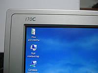 Монитор Philips 170CS с диагональю 17 дюймов, в хорошем состоянии, фото 1