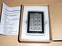 Клавиатура  TRK-568L комплектующие системы  когнтроля доступа