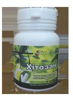 Капсулы для похудения Хитозан (похудение, детоксикация, очищение)