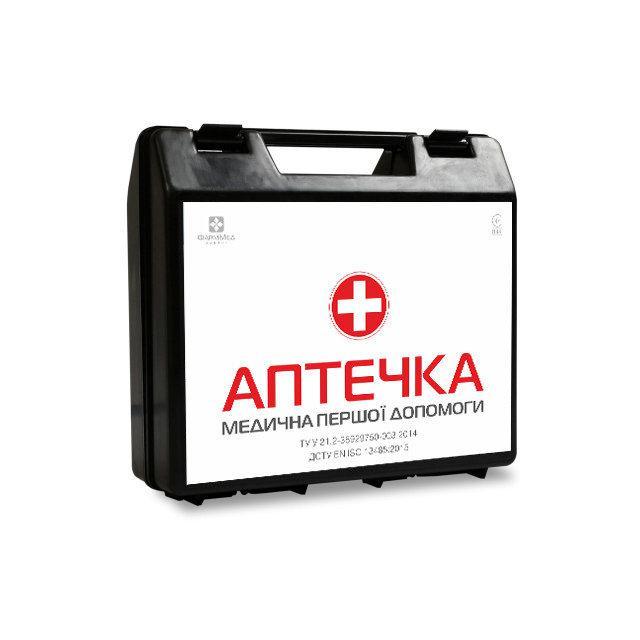 Аптечка медична першої допомоги