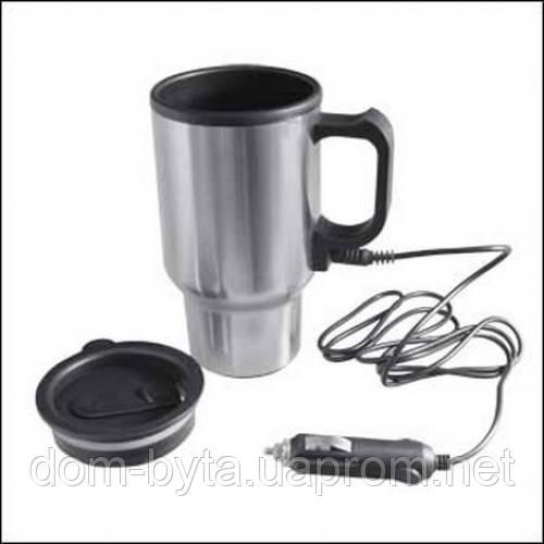 Автомобильная кружка с подогревом Electric Mug
