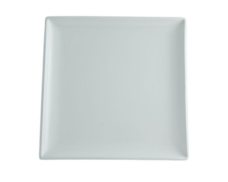 Тарелка квадратная  Elara 25 см., Китай