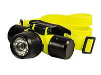 Фонарь налобный подводный bailong bl-6800