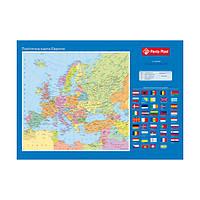 Подложка настольная для письма Panta Plast 0318-0037-99 59*41,5 см карта европы