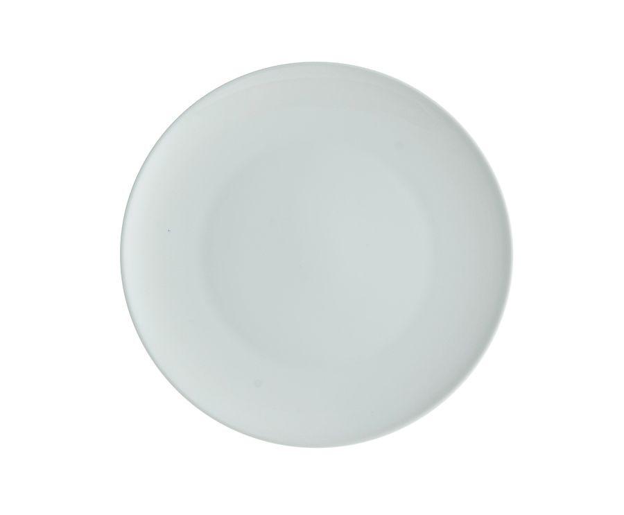Тарелка фарфоровая плоская d23 см,  Elara
