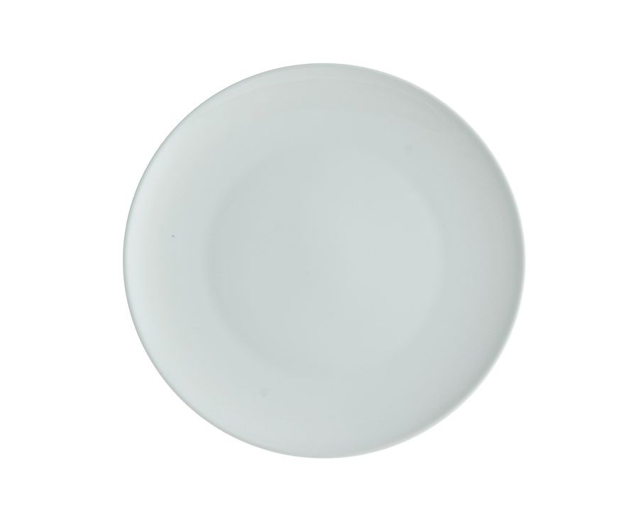 Тарелка фарфоровая без борта 26 см,  Elara