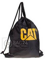 Сумка-рюкзак для спорт. Формы CAT 82402;12, Черный