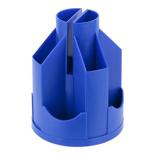 Подставка-органайзер Delta D3003-02 11 отделений синяя