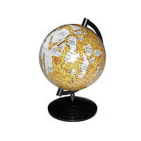 Глобус поверхности луны 16 см