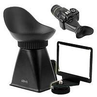 "Видоискатель Viewfinder LCD-V3 для Canon 600D, 60D, 6D (экран 3"" 3:2)."