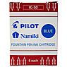 Картридж чернильный Pilot IC-50-L синий для Capless Namiki, фото 2