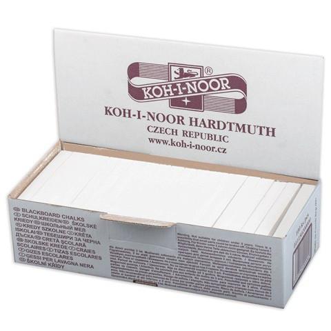 Мел белый Koh-i-noor, 100 штук, 111502