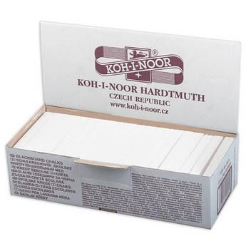 Мел белый Koh-i-noor 111502 100 шт