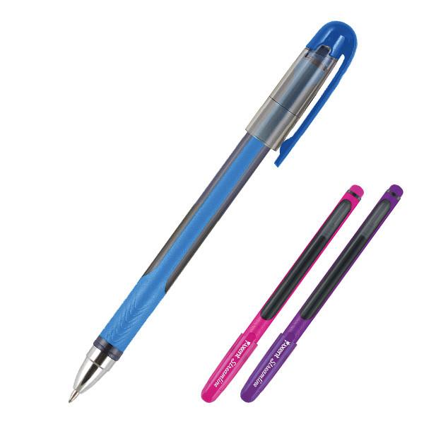 Ручка шариковая Axent Streamline синяя 0,7 мм