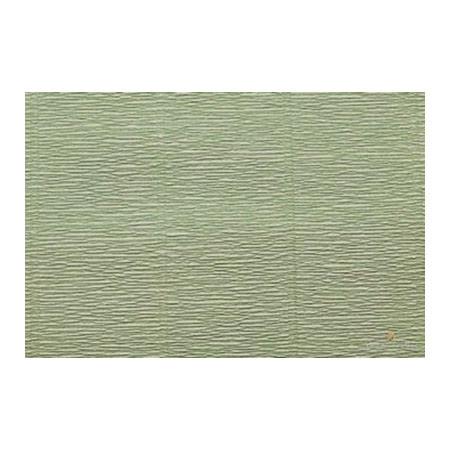 Креп Cartotecnica Rossi 562 50*250 см 144 г/м2 Sage Green шалфей зеленый