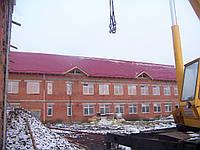 Реставрація дахів приміщень., фото 1