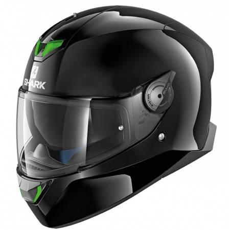 Шлем Shark Skwal 2 р.XS, черный глянец