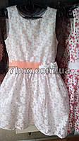 Детское летнее платье. Крем Billy bear Венгрия 4-7лет