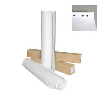 Блок бумаги для флипчарта Buromax BM.2296 64*90 см 20 листов 70 г/м2 нелинованный