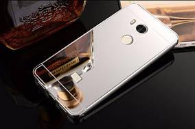 Алюминиевый чехол бампер для Xiaomi Redmi 4 Pro (3-32) Gb