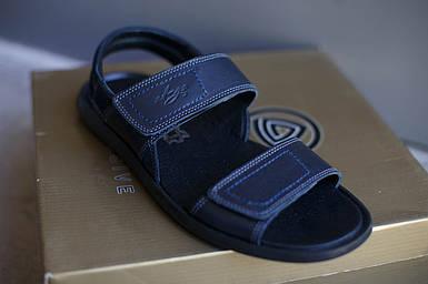 Кожаные мужские сандалии Ed-Ge.