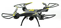 Квадрокоптер-дрон Leason LS-129W c WiFi камерой, время полета 10 мин.