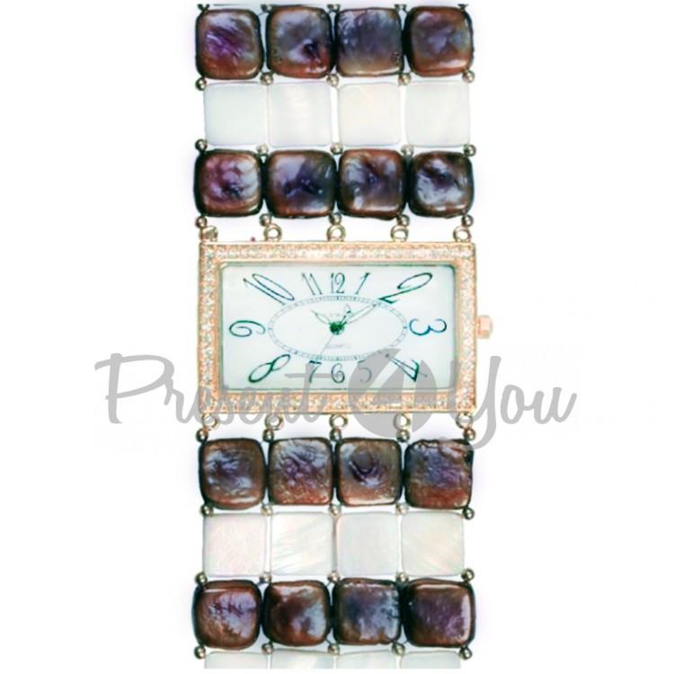 Женские французские часы Le Chic CP2836GGOLD