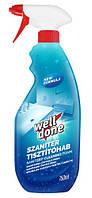 Well Done пена для чистки сантехники, 750 мл