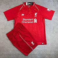 Футбольная форма  2018-2019 Ливерпуль (Liverpool ), домашняя, Ф26