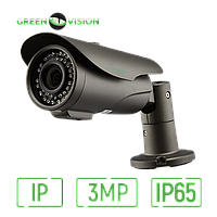 Наружная IP камера GreenVision GV-059-IP-E-COS30V-40 Gray