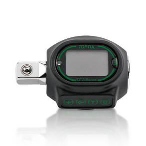 "Цифровой динамометрический адаптер 1/2"" 40-200Nm, DTA-200N TOPTUL, фото 2"