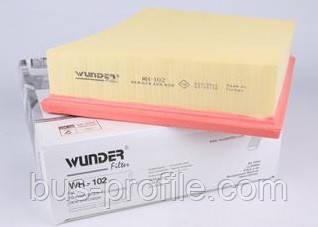 Фильтр воздушный VW T4, 96-03 — Wunder (Турция) — WH-102