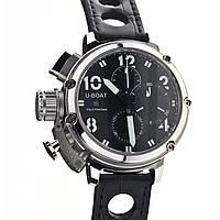 Часы U-Boat Chimera Steel хронограф мужские копия AAA