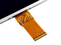 """Дисплей #309 7"""" Nomi C07001/C07008 (7300101463 E231732/WJWS070122A) (163*97) 50pin (1024*600dpi) .z"""