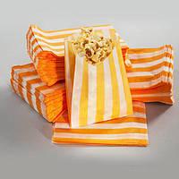Пакет бумажный для попкорна 700мл. 500шт