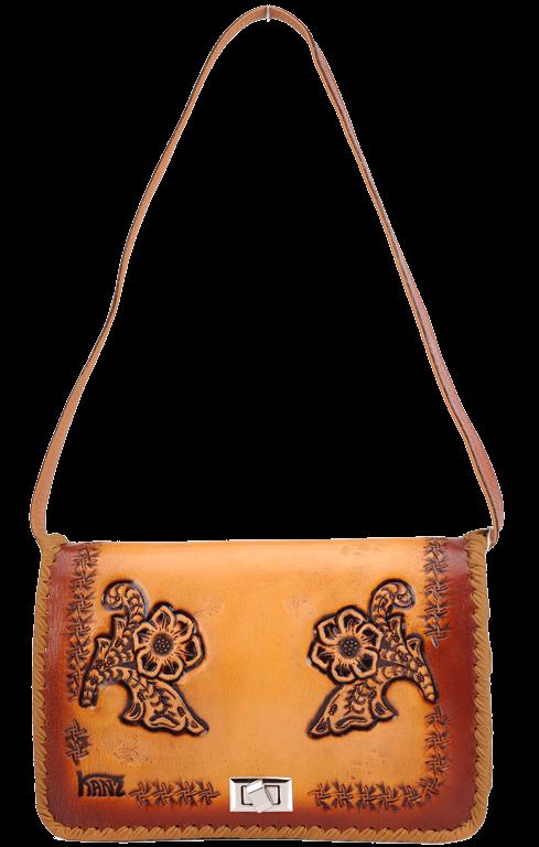 Клатч Kanz 0691600-04, Оранжевый