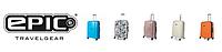 Акция по чемоданам торговой марки Epic (Sweden)