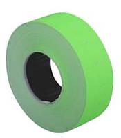 Ценники 2*3 см цветные (зеленый) 4м.