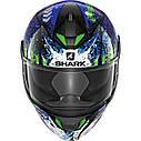 Шлем Shark Skwal 2 Switch Rider 2 р.L, синий, фото 2
