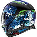 Шлем Shark Skwal 2 Switch Rider 2 р.L, синий, фото 3