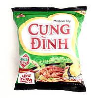 Лапша быстрого приготовления со вкусом креветки Cung Dinh Micoem 80 г, фото 1