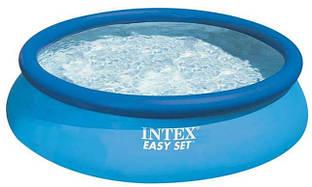 Большой бассейн наливной Easy Set Pool 366x76  intex 28130