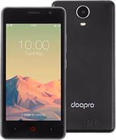 Doopro P4 Pro  2 сим,4,5 дюйма,4 ядра,8 Гб,5 Мп,3200 мА/ч.