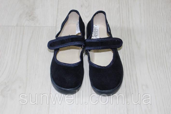 Тапочки в садик для мальчика, обувь Vitaliya, ТМ Виталия Украина, р-р 31, фото 2