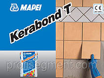Клей для плитки Mapei KERABOND Т серый 25 кг., фото 2